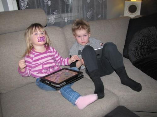 Mycket iPad blir det...